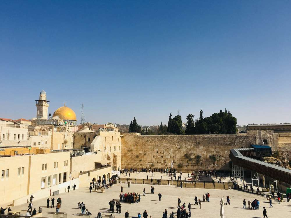 Jerusalem – The Holy City of Tourism